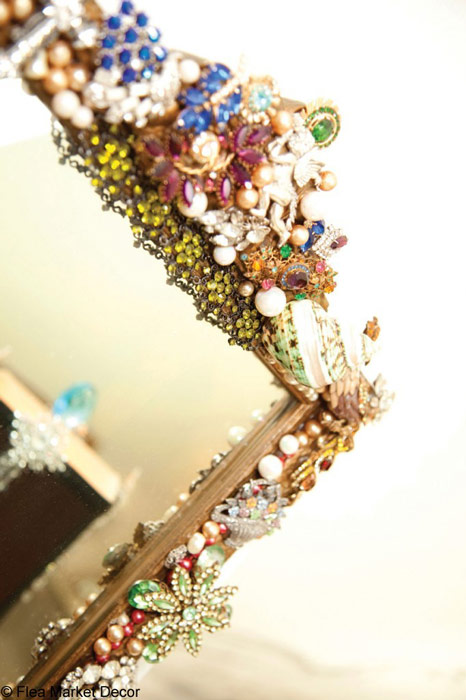 decorate mirrors