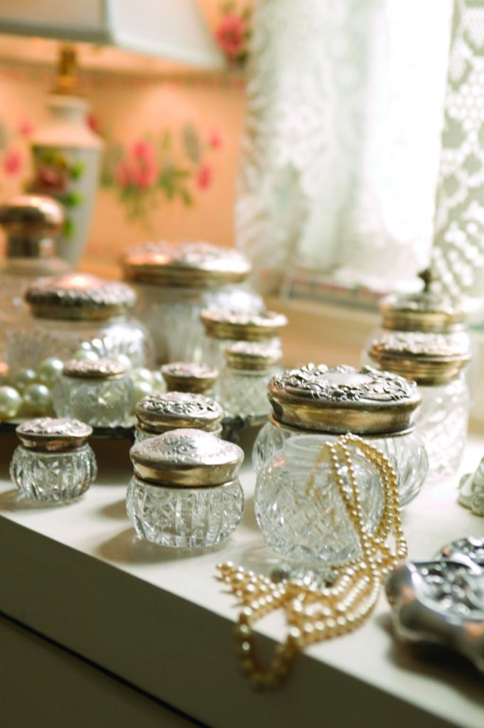 Vintage Powder Jars