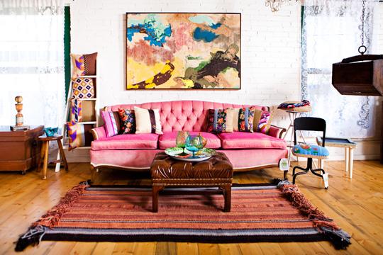 Decorative Room